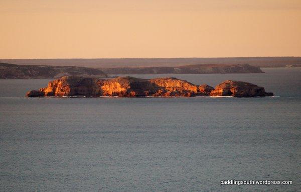 Haystack island
