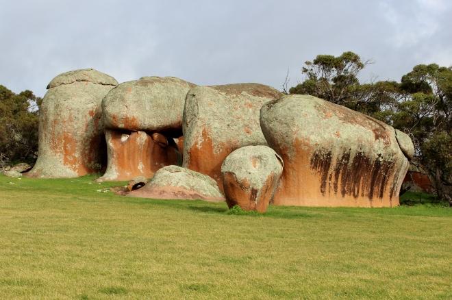 Murphy's haystacks