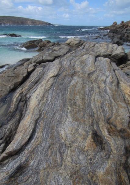 Wave rocks