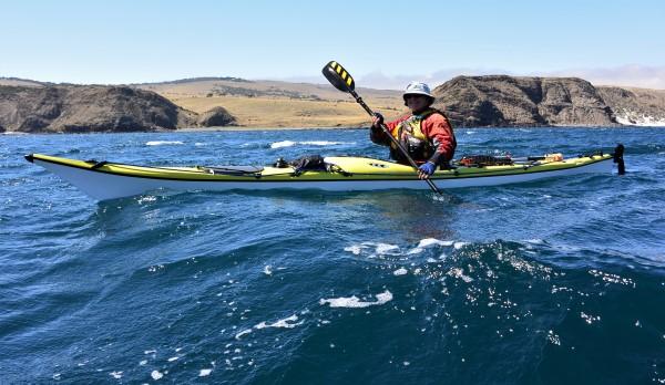 Nice easy paddling