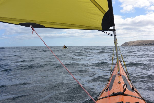 Perfect sailing weather